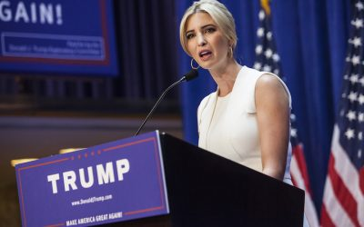 Top News #1: Business or Politics? Ivanka Trump TMs approved in China