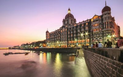 Taj Mahal hotel receives the first ever architectural trademark in India