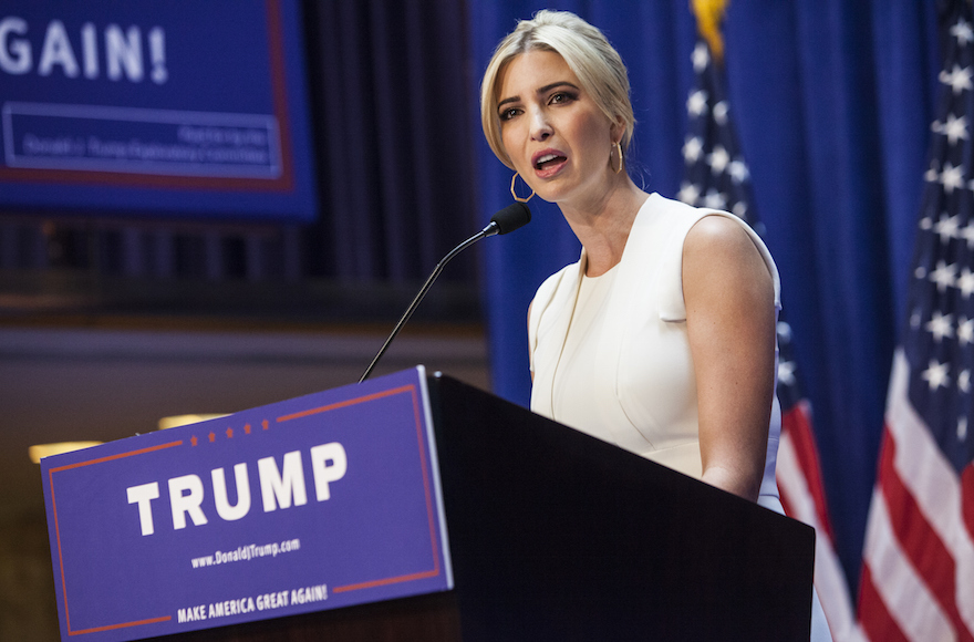 Business or Politics? Ivanka Trump TMs approved in China