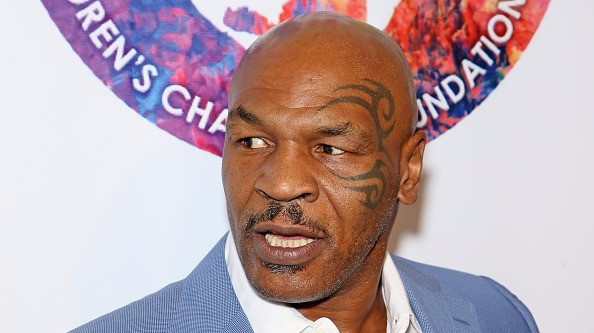 Mike Tyson takes on the Boxing Hall of Fame