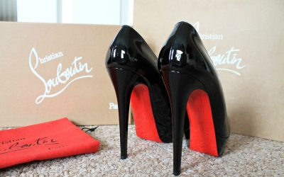 Will Christian Louboutin lose the rights to his infamous red sole?