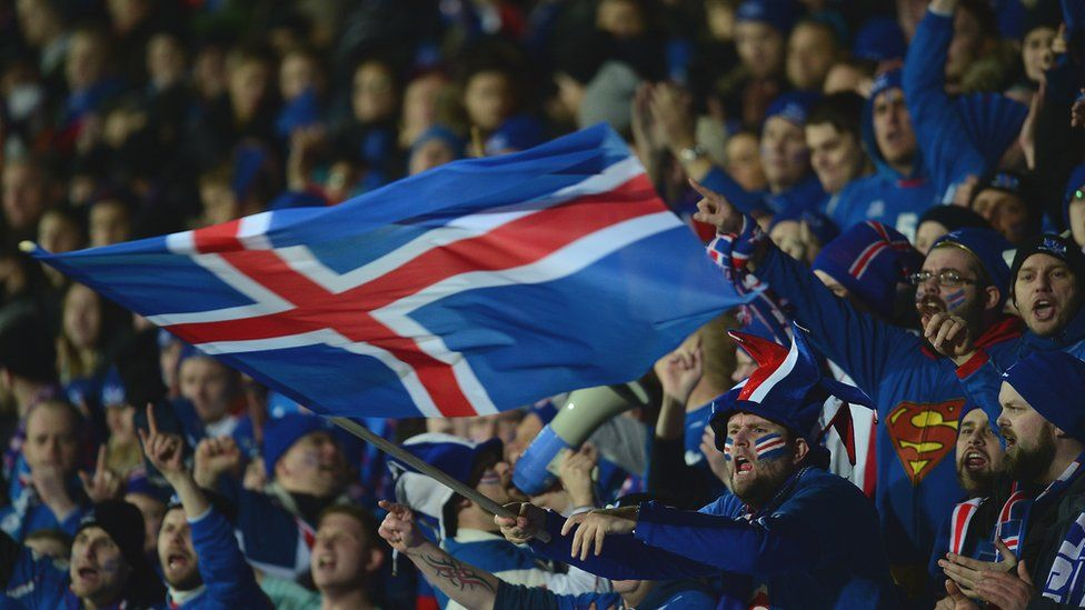 Iceland chant in trademark trouble