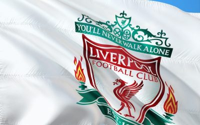 Liverpool FC trademark application shown red card