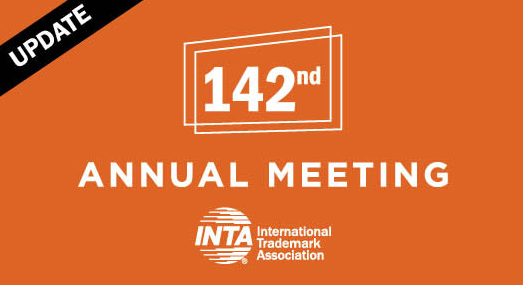 INTA to hold 2020 Annual Meeting in November in US