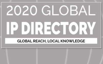2020 Global IP Directory OUT NOW