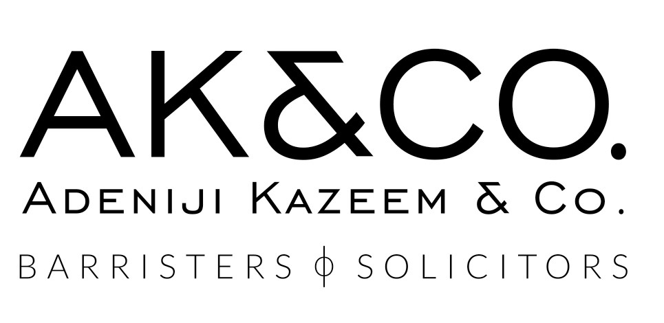 ADENIJI KAZEEM & CO